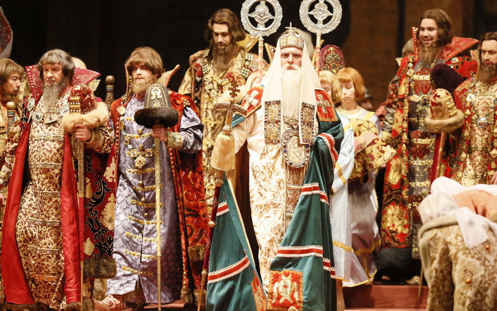 Opera Rusia yang Terkenal