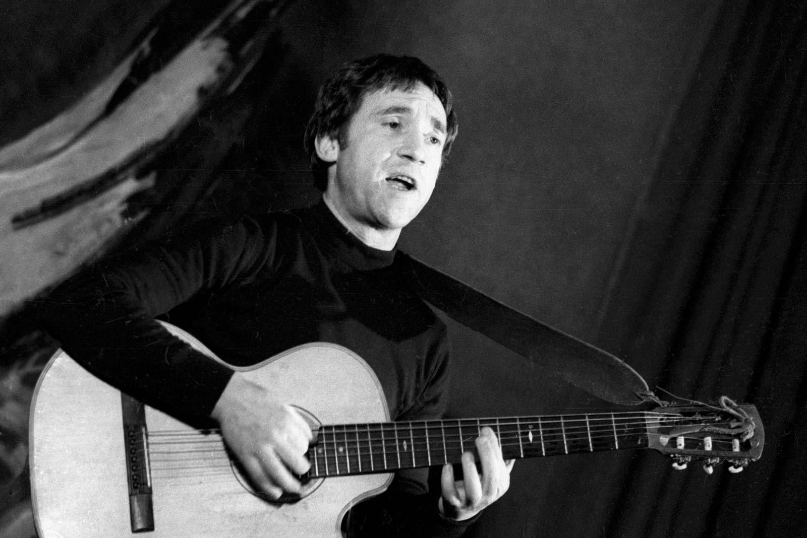 Penyanyi Serba Bisa Vladimir Semenovich Vysotsky